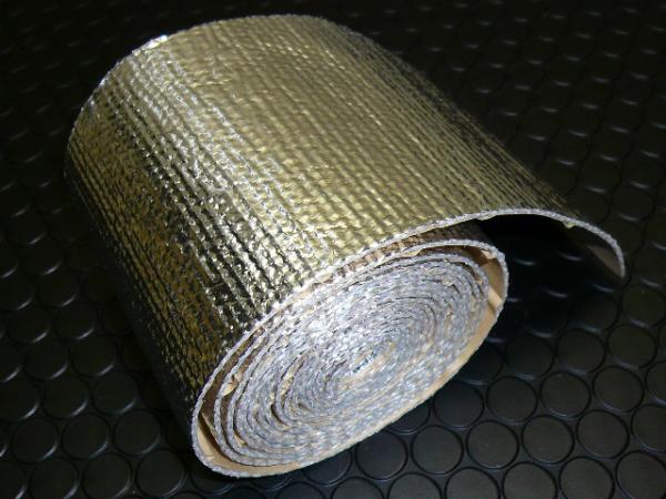耐熱布 粘着シートタイプ 100mm×3000mm
