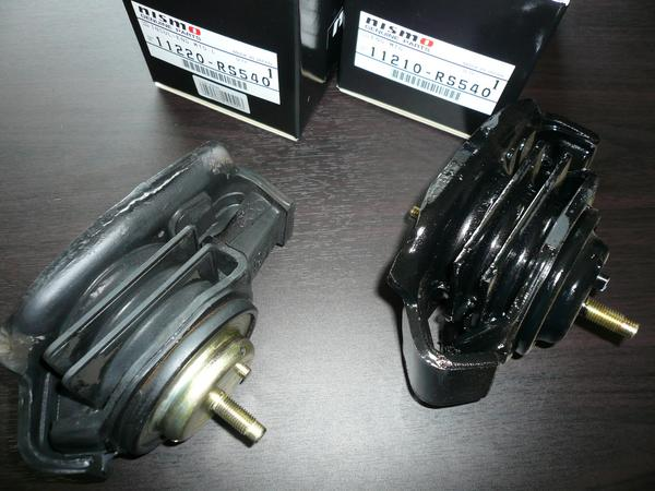 nismo 強化エンジンマウント PS13 S14 S15 シルビア&180SX 左右